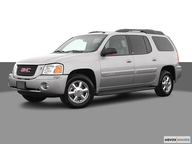 2004 GMC Envoy Review
