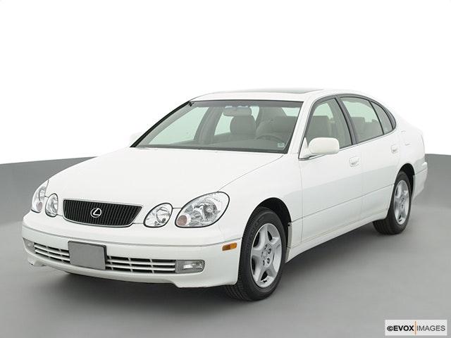2000 Lexus GS 300 Review