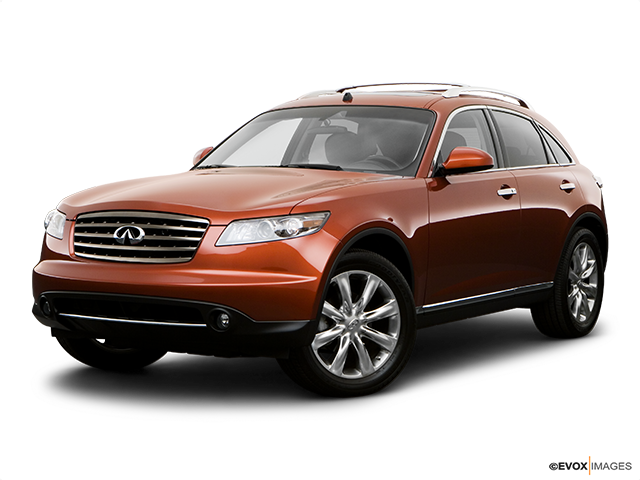INFINITI FX45 Reviews