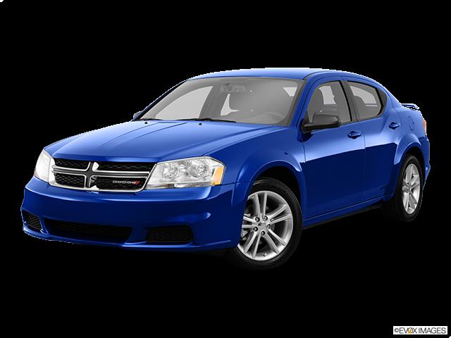 2013 Dodge Avenger Review