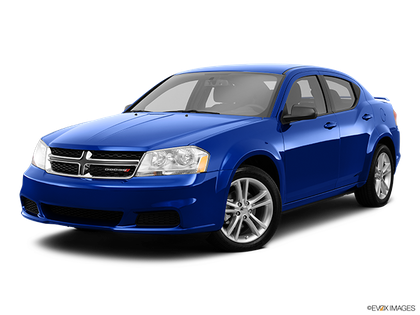 2013 Dodge Avenger Review | CARFAX Vehicle Research