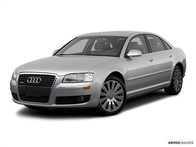 2006 Audi A8 Review