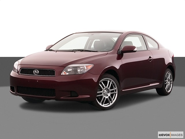 2005 Scion tC Review