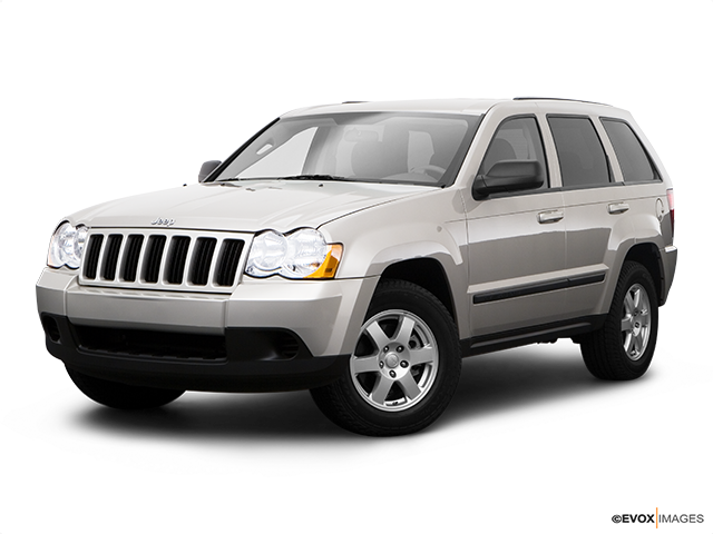 2008 Jeep Grand Cherokee Review