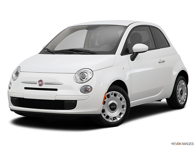 2015 FIAT 500 Review