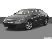 acura rl reviews carfax vehicle research