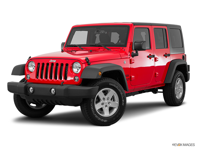 2016 Jeep Wrangler Unlimited Review