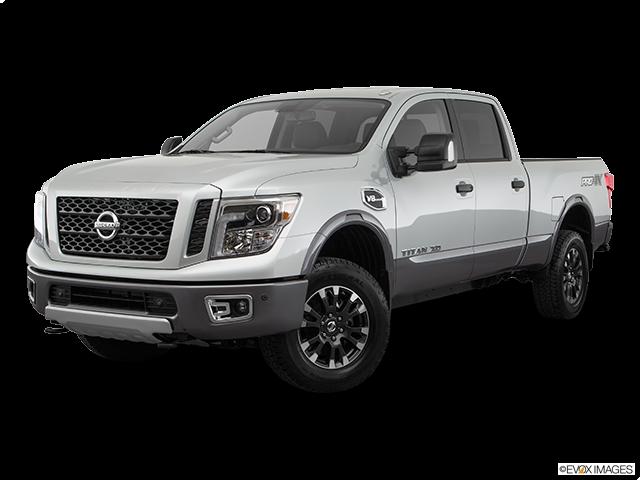 Nissan Titan XD Reviews