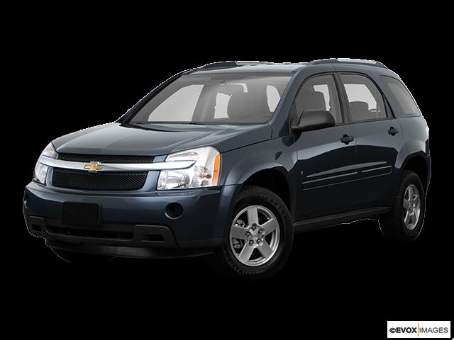 2009 Chevrolet Equinox Review