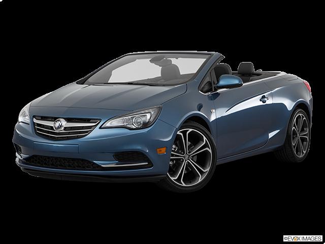2017 Buick Cascada Review