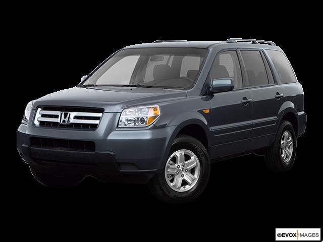 2008 Honda Pilot Review Carfax Vehicle Research