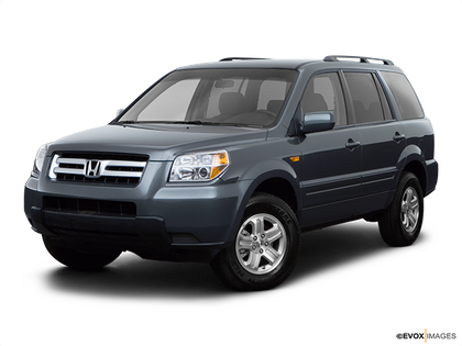 2008 honda pilot review carfax vehicle research. Black Bedroom Furniture Sets. Home Design Ideas