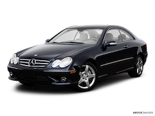 2009 Mercedes-Benz CLK Review
