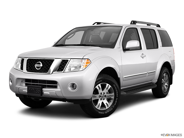 2011 Nissan Pathfinder Review
