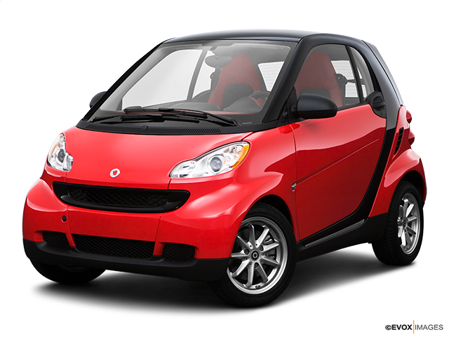 2009 Smart fortwo Review