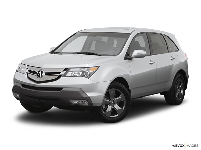 2007 Acura MDX Review