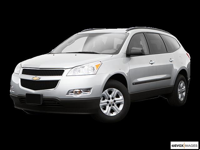 2009 Chevrolet Traverse Review