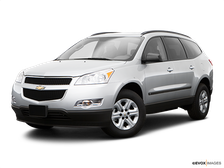 2009 Chevrolet Traverse Review