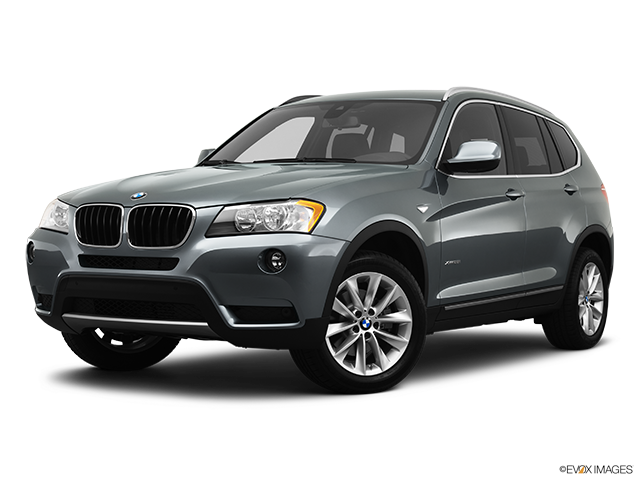 2013 BMW X3 Review