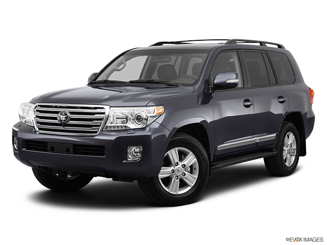 2013 Toyota Land Cruiser Review