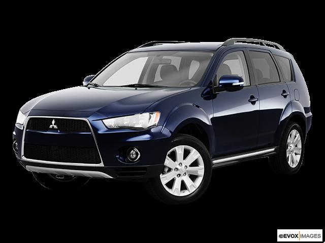 2010 Mitsubishi Outlander Review