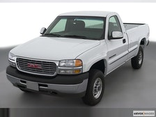 2001 GMC Sierra 2500HD Review
