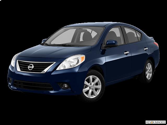 2013 Nissan Versa Photo