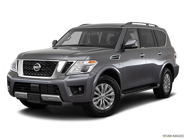 2017 Nissan Armada photo