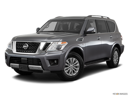 2017 Nissan Armada Review | CARFAX Vehicle Research