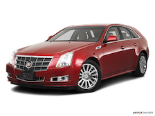 2010 Cadillac CTS Review