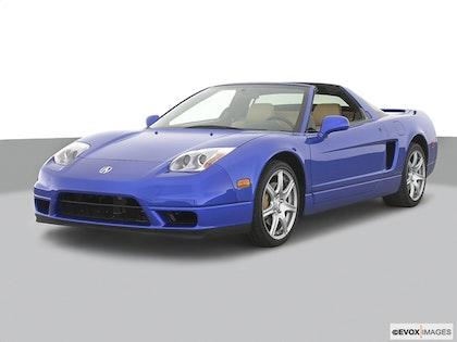 2002 Acura NSX photo