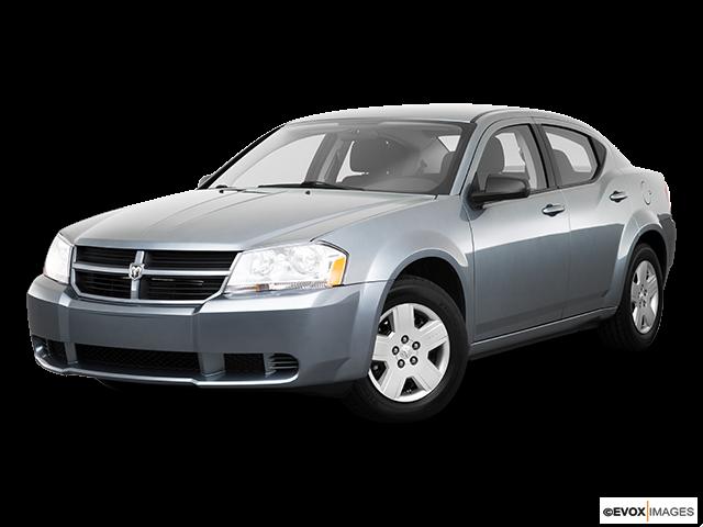 2010 Dodge Avenger Review