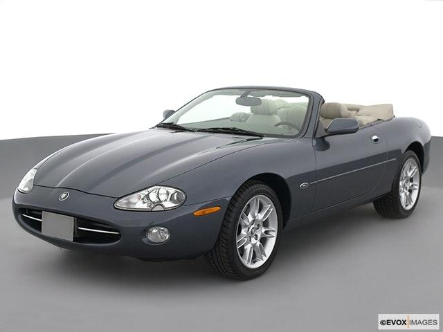 2002 Jaguar XK Review