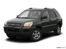2007 Kia Sportage Review