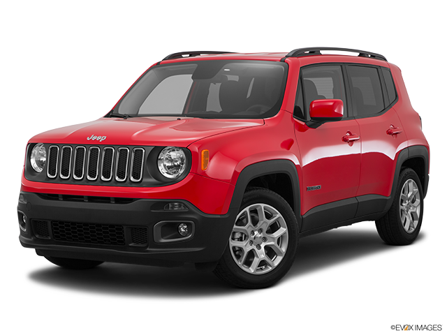 2015 Jeep Renegade photo