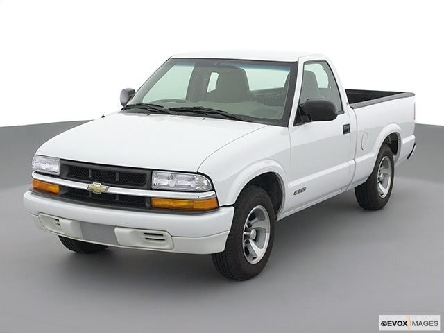 2003 Chevrolet S-10 Review