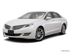 2015 Lincoln MKZ Review