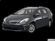 2012 Toyota Prius v Review