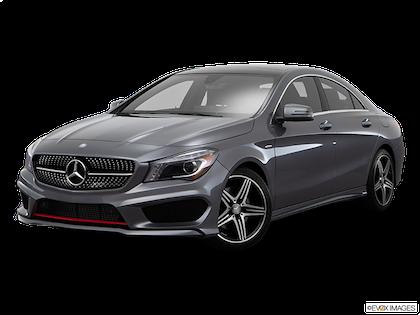 2016 Mercedes-Benz CLA photo