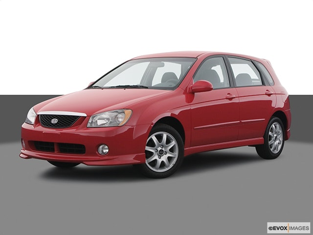 2004 Kia Spectra Review
