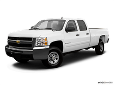 2008 Chevrolet Silverado 3500HD Review