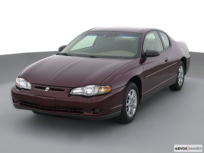 2001 Chevrolet Monte Carlo photo