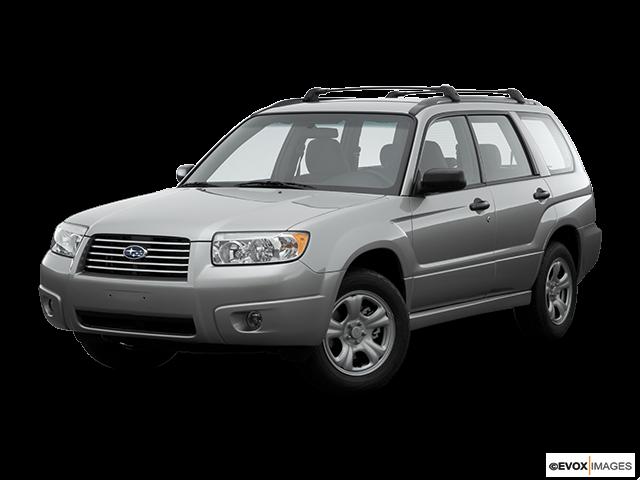 2007 Subaru Forester Review