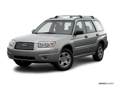 2007 Subaru Forester Review