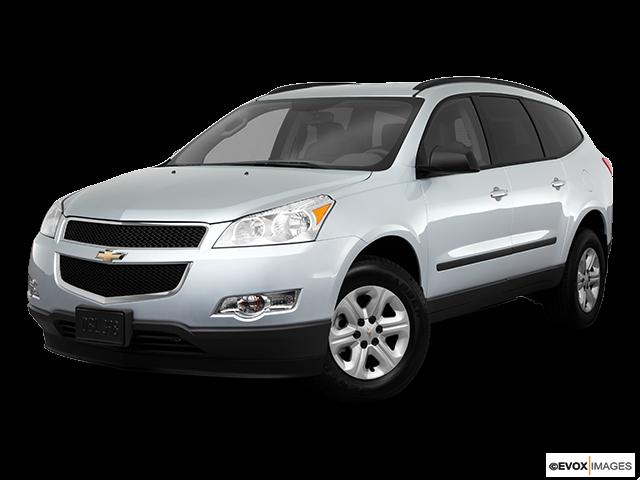 2011 Chevrolet Traverse Review
