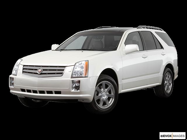 2006 Cadillac SRX Review