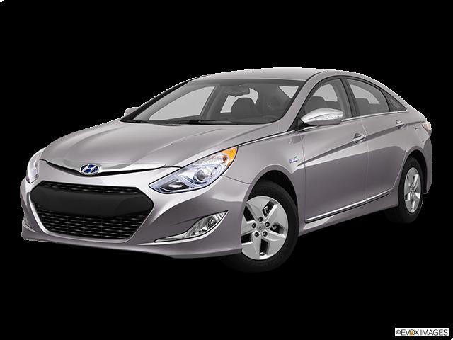 2012 Hyundai Sonata Hybrid Review