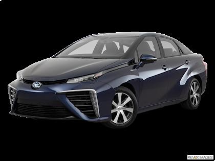 2016 Toyota Mirai photo