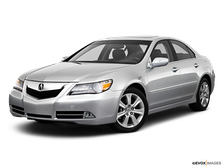 2010 Acura RL Review