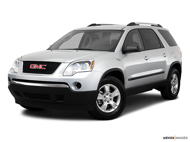 2010 GMC Acadia Review